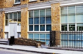 Provost Street EC1 office space – Building External