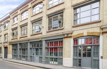 Underwood Street EC1 office space – Building External