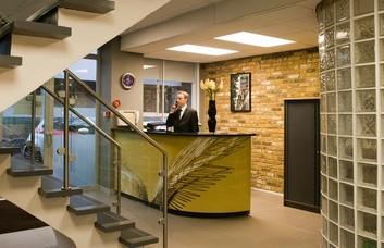 Coleman Fields N1, N7 office space – Reception