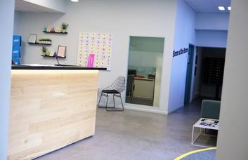Pixmore Avenue SG6 office space – Reception