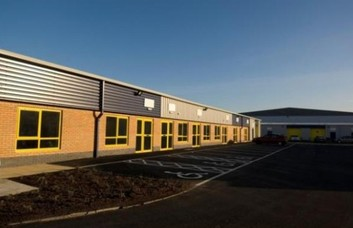 Springhill Parkway G1 office space – Building External