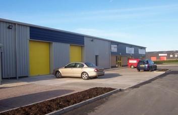 Deeside Industrial Estate CH5 office space – Building External