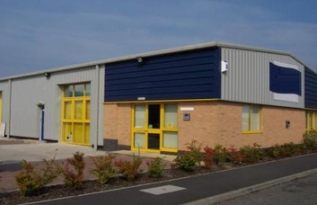 Belmont Industrial Estate DH1 office space – Building External
