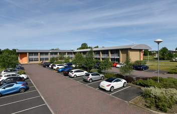 Durham Way South office space – Building External
