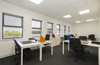 Summerhouse Road NN1 - NN6 office space – Private Office (different sizes available).