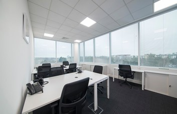 Titan Court AL10 office space – Private Office (different sizes available).