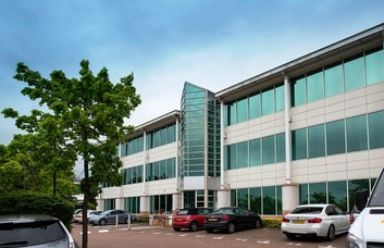 Pavillion Drive NN1 - NN6 office space – Building External