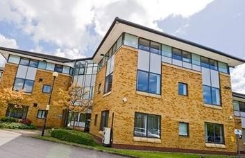 The Pavillions office space – Building External