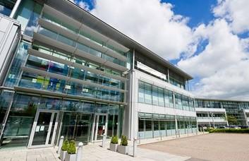 Solent Business Park PO14 - PO17 office space – Building External