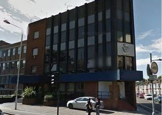 Cranbrook Road IG1, IG6 office space – Building External