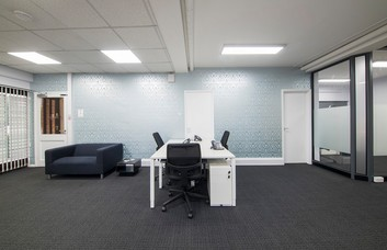 Roundwood Lane AL5 office space – Private Office (different sizes available).