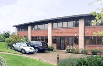 Dunstable Road office space – Building External