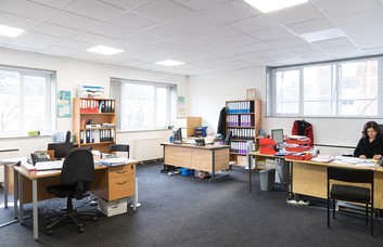 Huddersfield Road OL1 office space – Private Office (different sizes available).