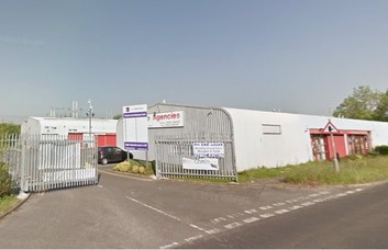 Winwick Quay WA1 office space – Building External