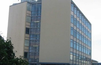 Church Street NN1 - NN6 office space – Building External