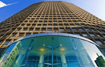 Bressenden Place SW1 office space – Building External