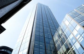 Old Broad Street EC2 office space – Building External