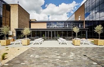 Manton Lane MK40 office space – Building External