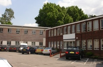 Colne Way WD1 office space – Building External