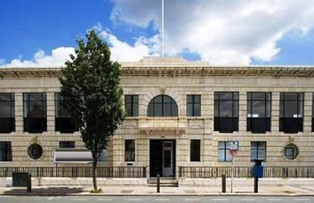Merton Road SW8 office space – Building External