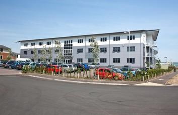 Plato Close CV34 office space – Building External