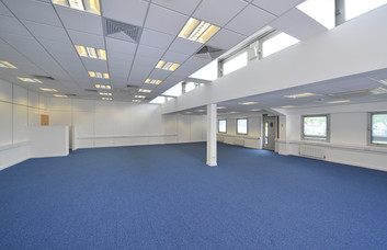 Garrett Field WA1 office space – Private Office (different sizes available).