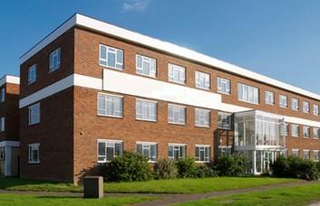 Stephenson Way office space – Building External