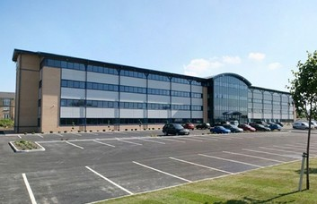 Liverpool Road BB11 office space – Building External