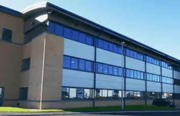 Blackpool Aiport FY3 office space – Building External
