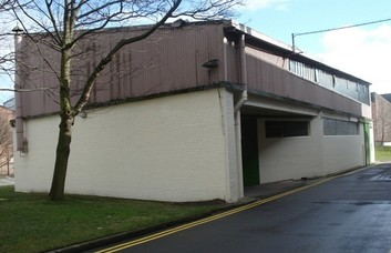 Davy Bank office space – Building External