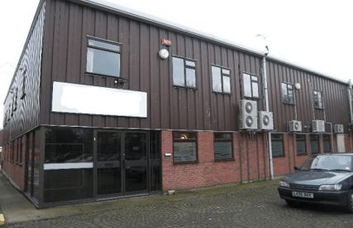 Milstrood Road CT5 office space – Building External