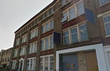 Penn Street N1 office space – Building External