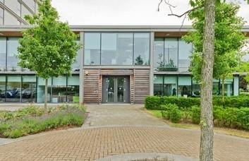 South Row MK1, MK17, MK19 office space – Building External