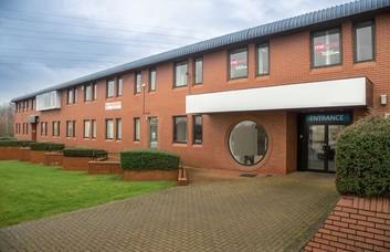 Oaks Lane S70 office space – Building External