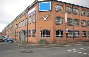 Bristol Road GL1 office space – Building External