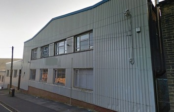 Club Lane HX1-HX7 office space – Building External