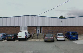Humber Avenue CV1 office space – Building External