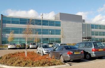Brunel Way DA1 office space – Building External