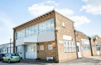 First Avenue MK1-MK3 office space – Building External