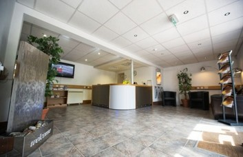 Barton Road MK1-MK3 office space – Reception