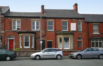 Cumberland Street office space – Building External