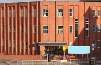 Barrington Road office space – Building External