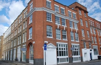 East Road EC1 office space – Building External