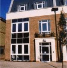 Candler Mews TW1 office space – Building External