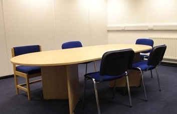 York Road SW8, SW18 office space – Meeting/Boardroom.