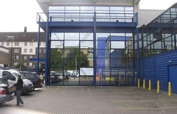 Kingsbury Road B4 office space – Building External