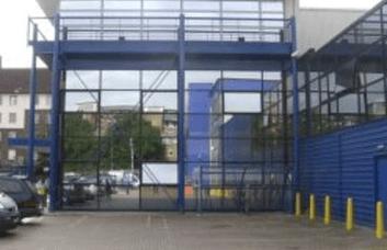 Queens Road office space – Building External