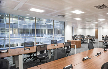 Broadgate EC2 office space – Private Office (different sizes available).