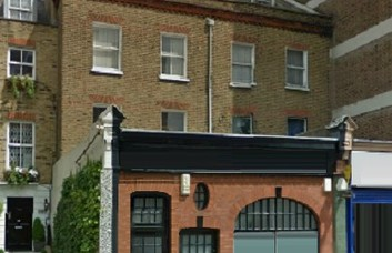King Street W6 office space – Building External