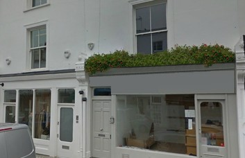 Abingdon Road W8 office space – Building External